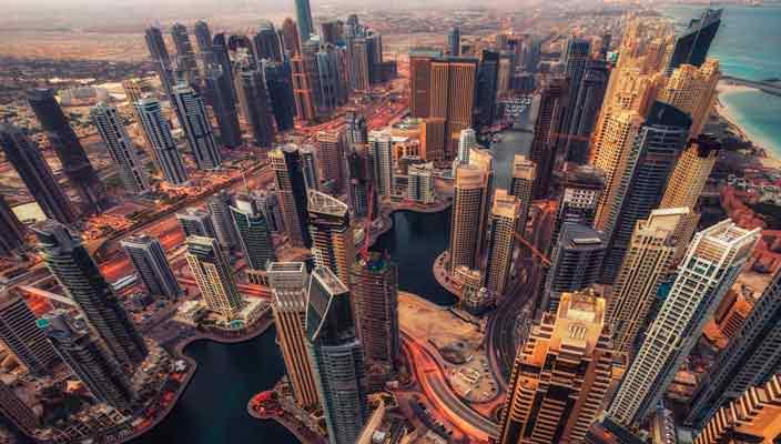 На заметку отдыхающим в Дубае с Украины
