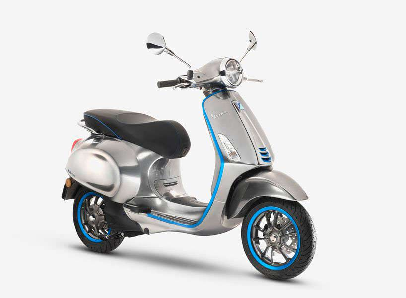 Электро-скутер Piaggio Vespa Elettrica