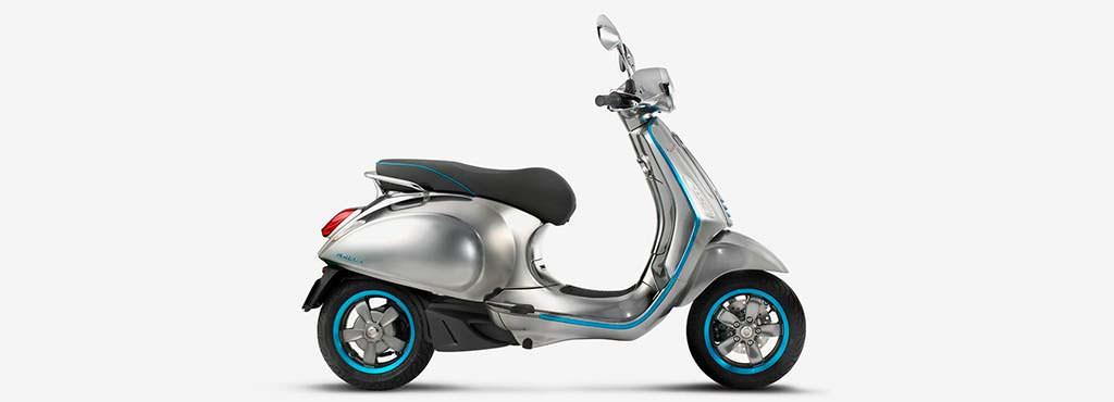 Электрический скутер Piaggio Vespa Elettrica