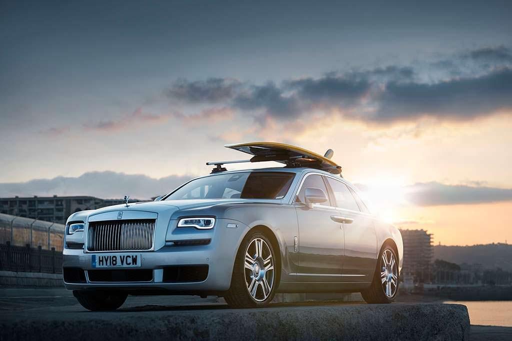 Rolls-Royce Ghost под заказ от Woodpop
