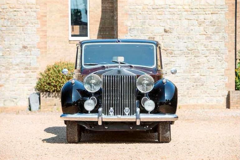 Rolls-Royce Phantom IV State Landaulette Елизаветы II