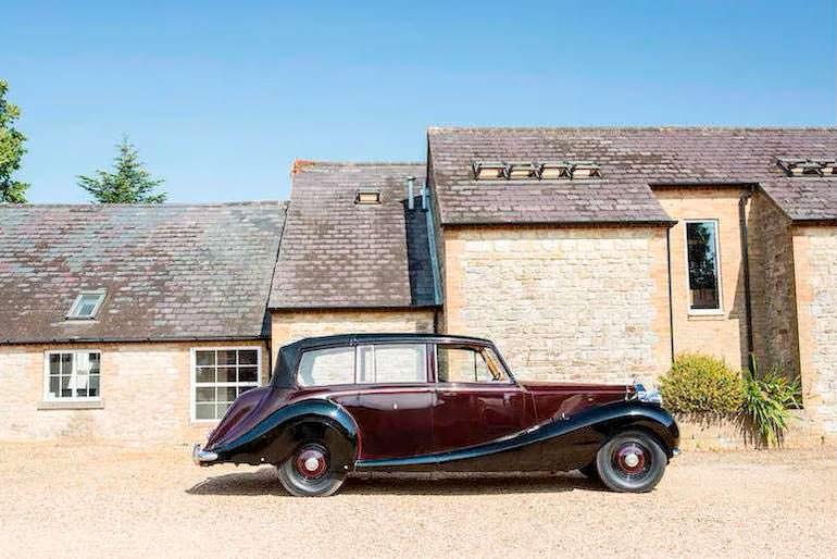 Rolls-Royce Phantom IV State Landaulette - автомобиль королевы
