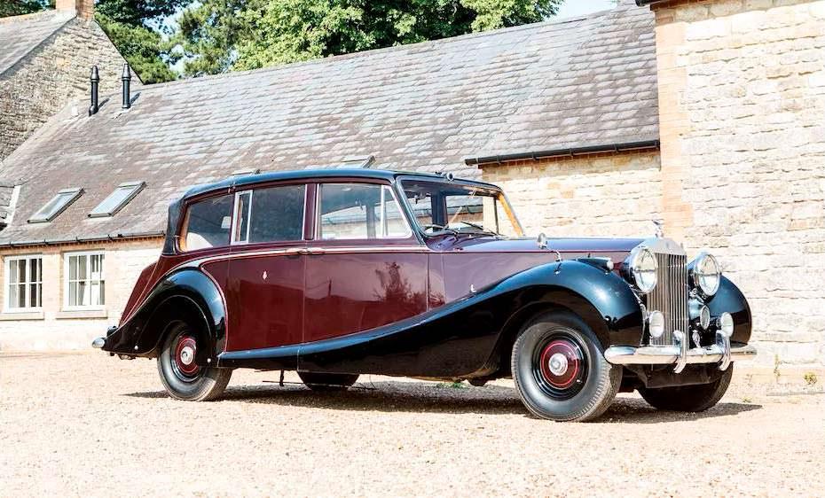 Государственный Rolls-Royce Phantom IV State Landaulette