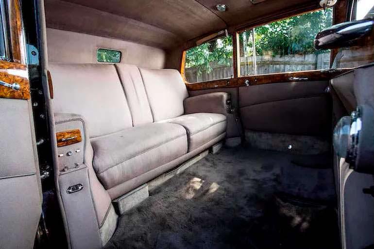 Салон Rolls-Royce Phantom IV State Landaulette 1953 года