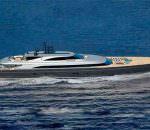 Флагманская суперъяхта Argonaut от Perini Navi длиной 92 м