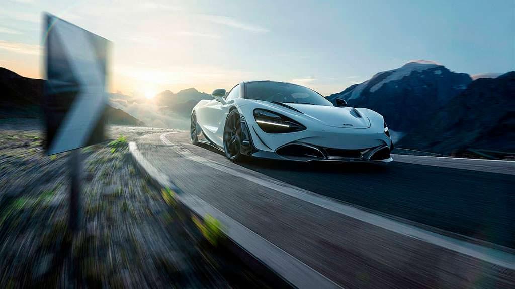 Тюнинг McLaren 720S от Novitec