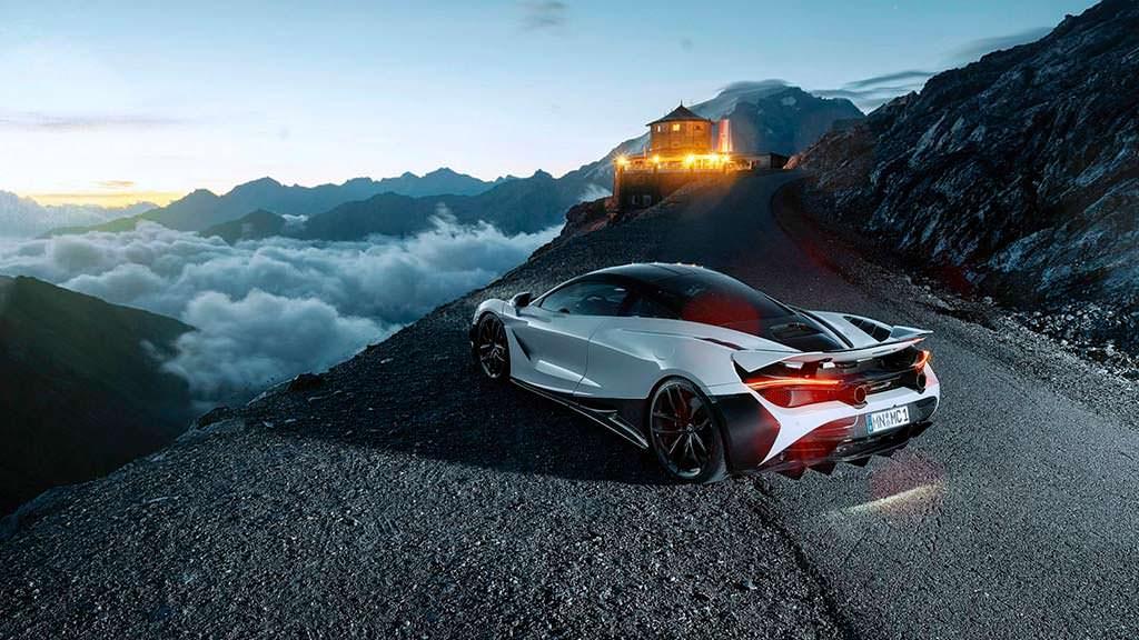 Новый McLaren 720S от Novitec