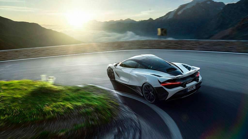 Тюнинг McLaren 720S от Novitec. Максимальная скорость 346 км/ч