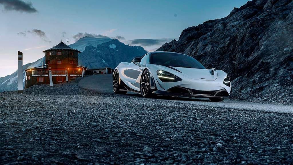 McLaren 720S от Novitec