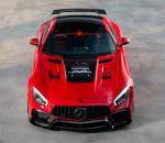 Тюнинг Mercedes-AMG GT S от Creative Bespoke | фото