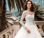 Выбор свадебного платья: цвет и фасон