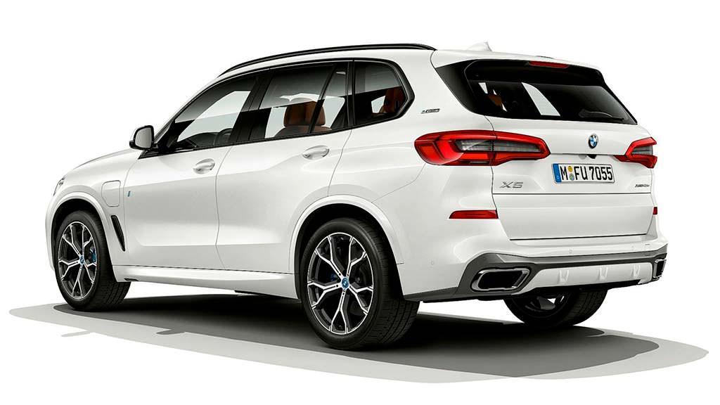 Гибрид BMW X5 xDrive45e в кузове G05