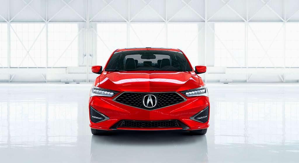 Компактный седан Acura ILX. 2019 модельный год