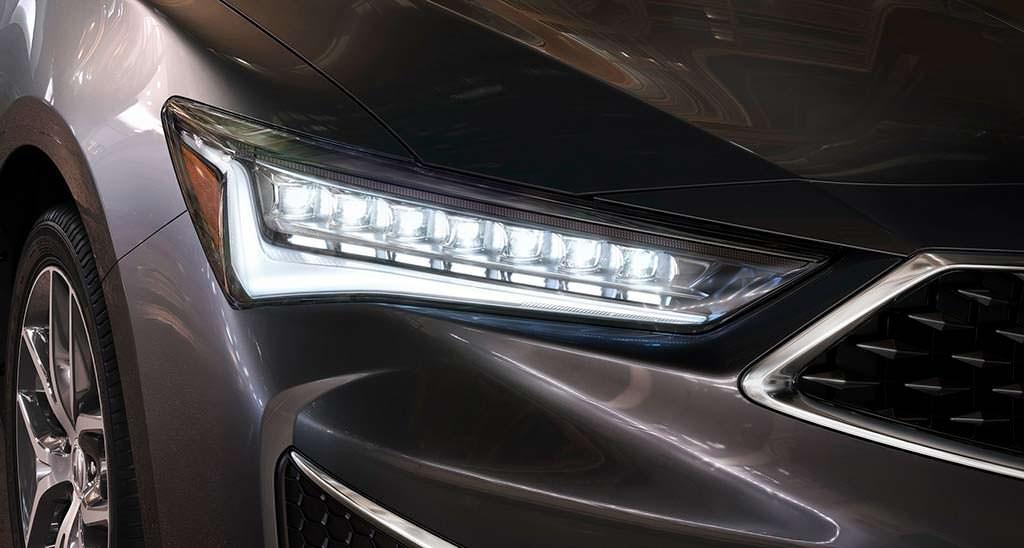 Светодиодные фары Acura ILX 2019