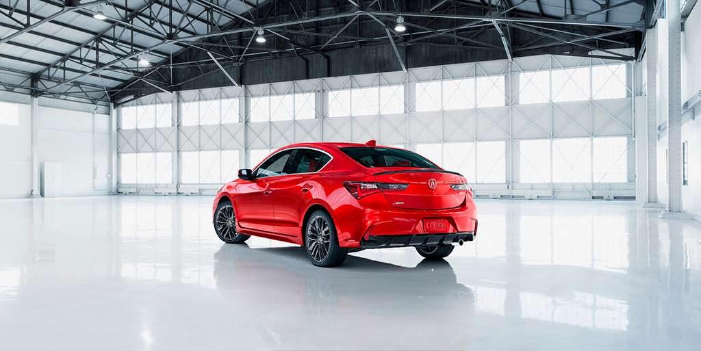 Новая Acura ILX 2019 года