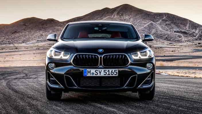 Спортивный кроссовер BMW X2 M35i официально | фото, инфо
