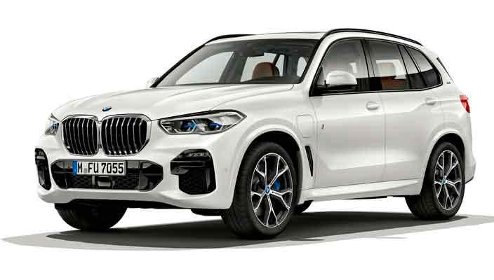 Представлен гибрид BMW X5 xDrive45e нового поколения | фото