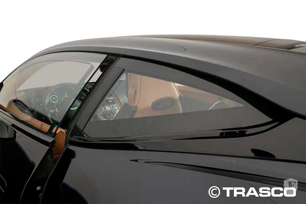Окна бронированного Aston Martin DB11