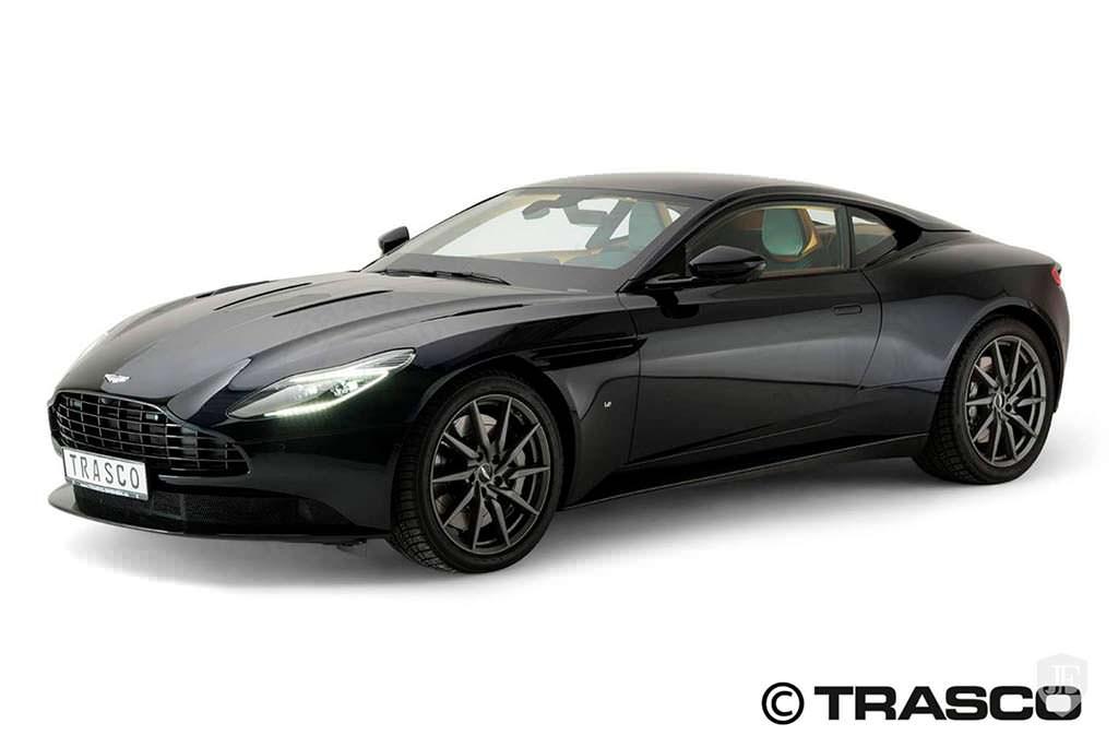 Бронированный суперкар Aston Martin DB11