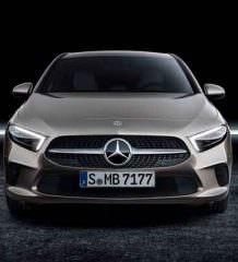 Седан Mercedes A-Class уже в европейской продаже, цены
