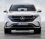 Электро-кроссовер Mercedes-Benz EQC официально | фото, видео
