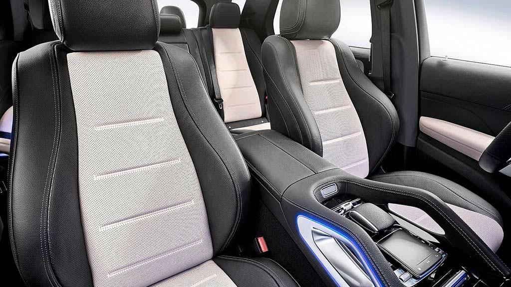 Сиденья Mercedes-Benz GLE 2019