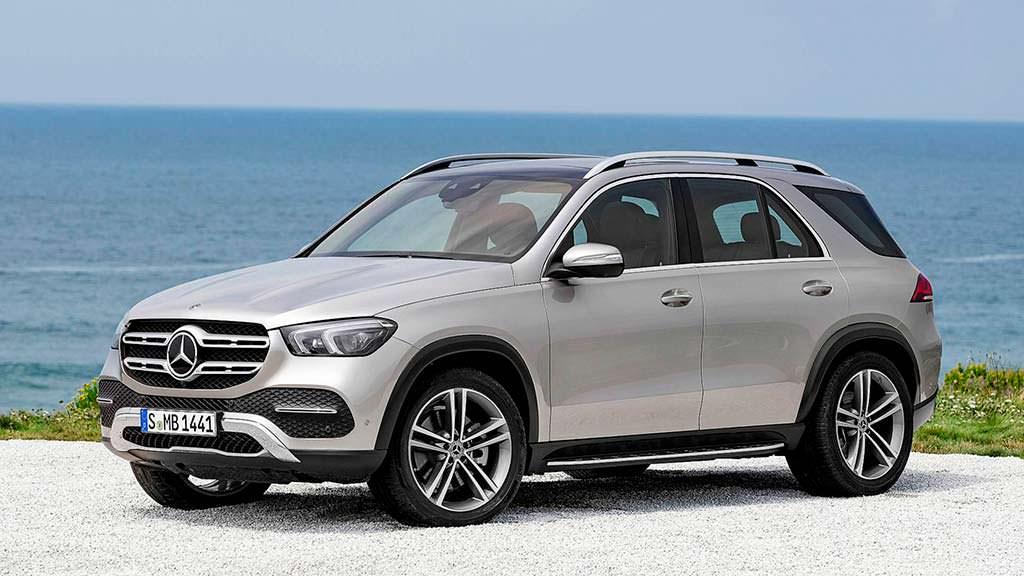 Mercedes GLE W1XX