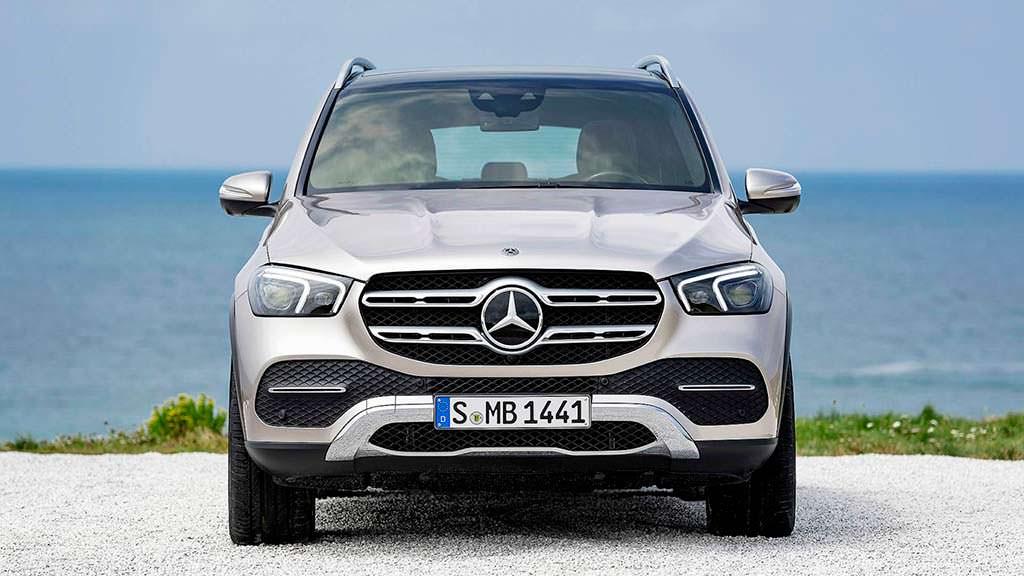 Новый Mercedes GLE 450 4MATIC