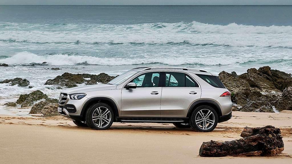 Новый Mercedes-Benz GLE 2019