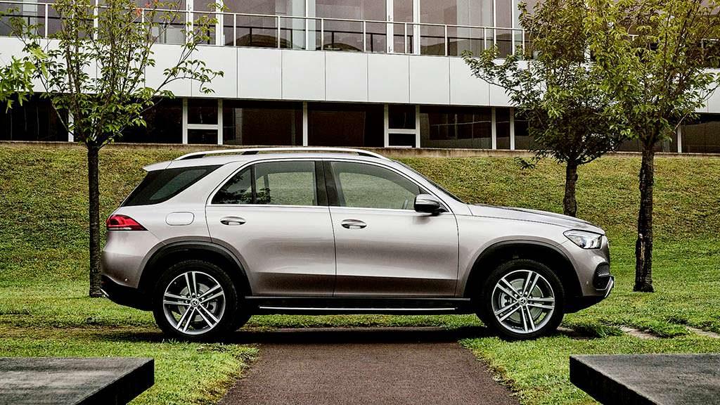 Mercedes-Benz GLE W1XX