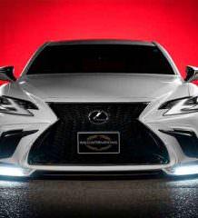 Тюнинг Lexus LS нового поколения от WALD International | фото