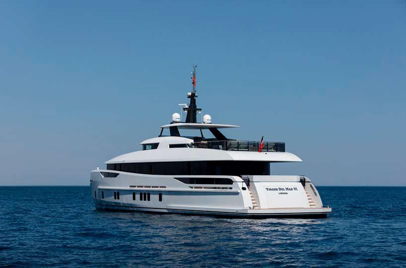 30-метровая суперъяхта от Alia Yachts