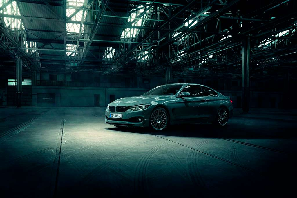 BMW Alpina B4 S Bi-Turbo Edition 99: цена от €74 705