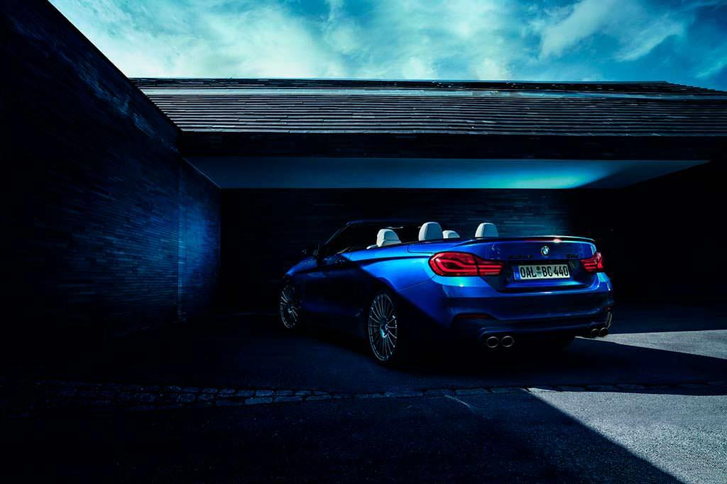 BMW Alpina B4 S Bi-Turbo Convertible Edition 99: цена от €80 756