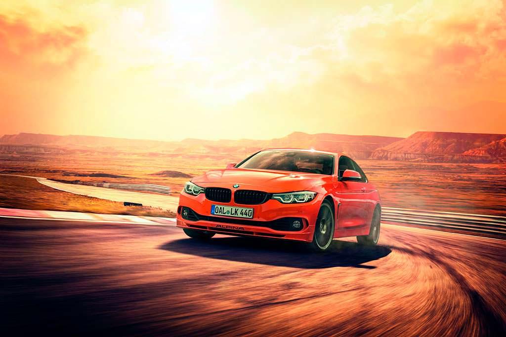 Новая BMW Alpina B4 S Bi-Turbo Edition 99