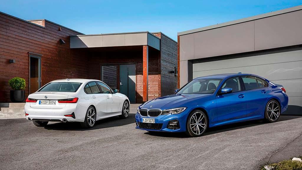 BMW 3-Series седьмого поколения