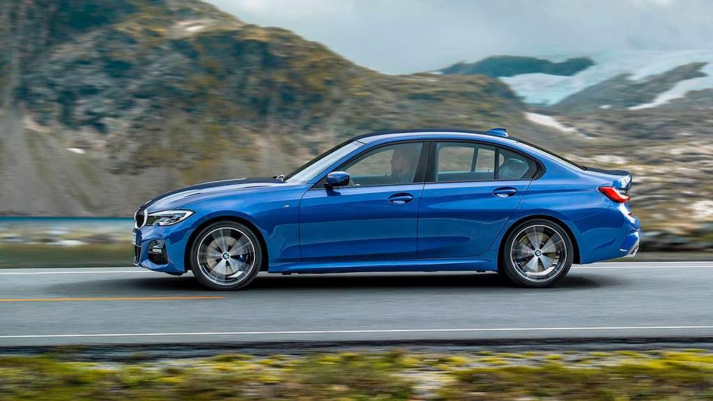 Седан BMW 3-Series G20