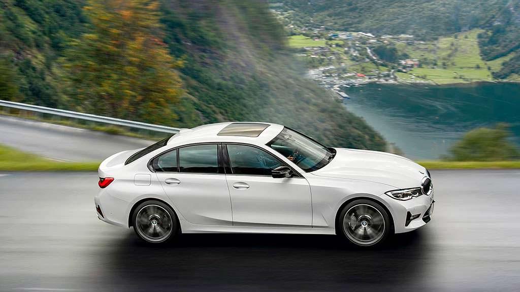 Новая BMW 3-Series G20