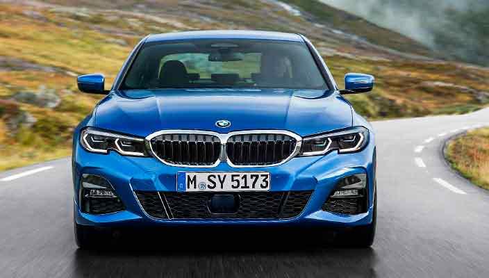 BMW 3-Series седьмого поколения в кузове G20 официально | фото