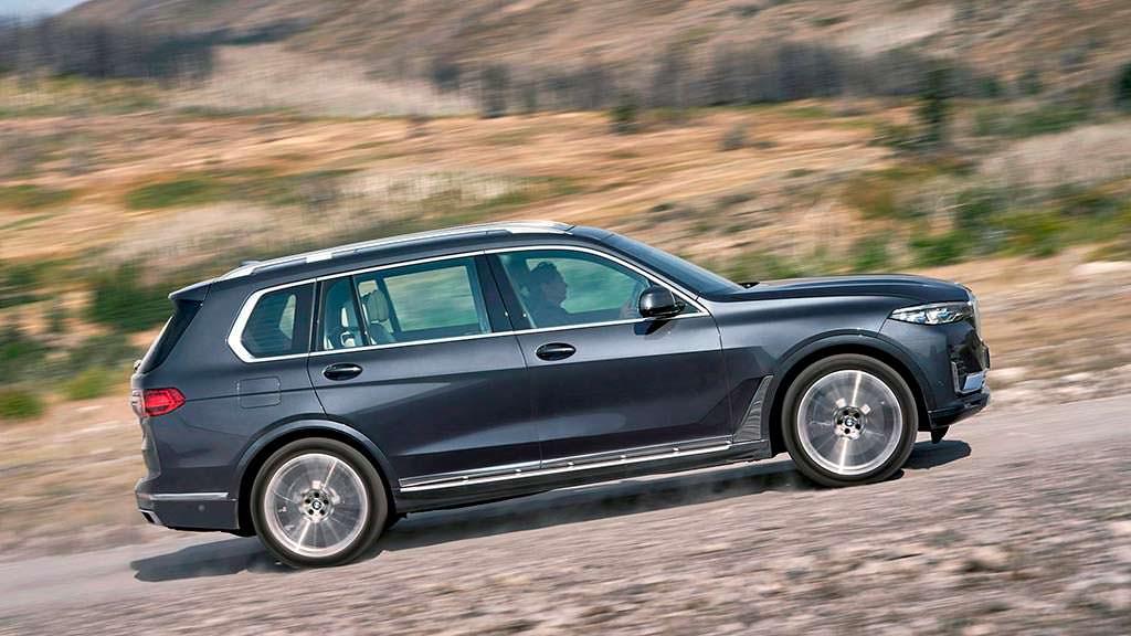 BMW X7 в кузове G07
