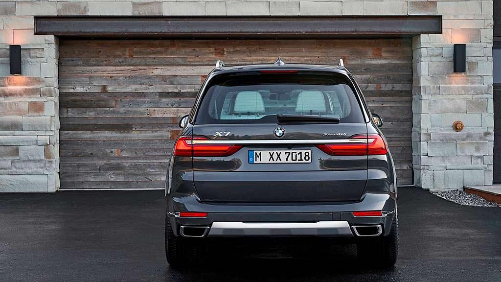 Новая BMW X7