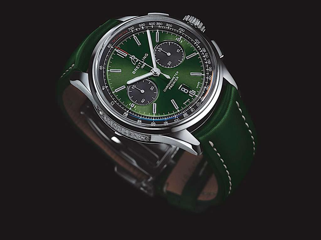 Швейцарские часы Breitling для Bentley. Цена $8 500