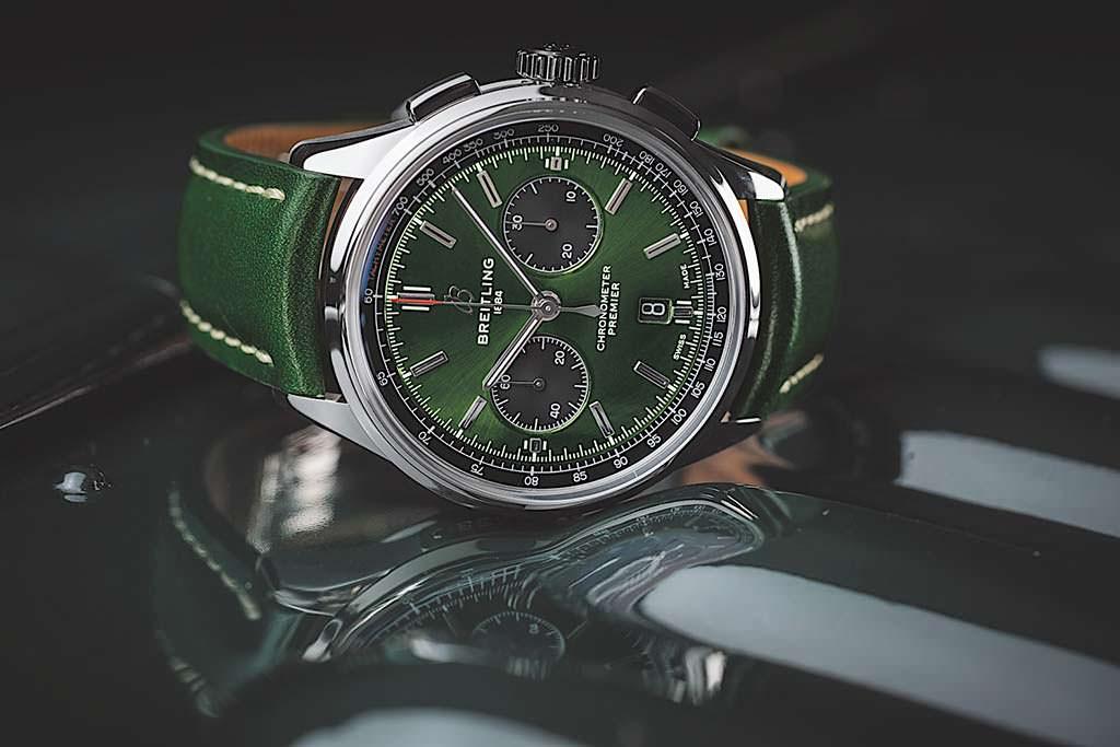 Швейцарские часы Breitling для владельцев Bentley