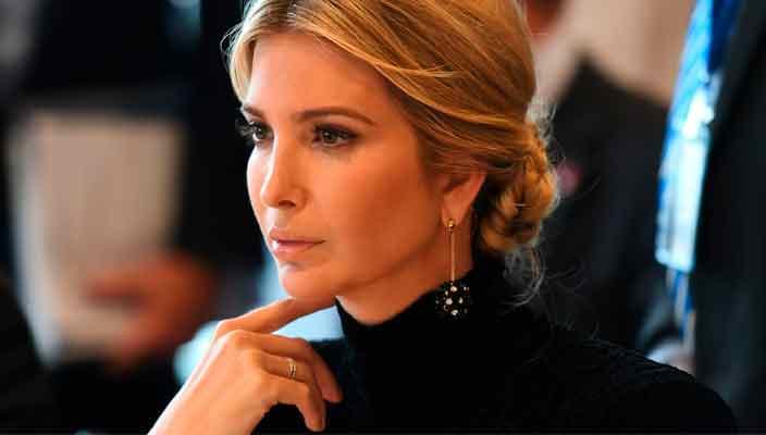 День рождения Иванки Трамп. Дочери президента США сегодня 36