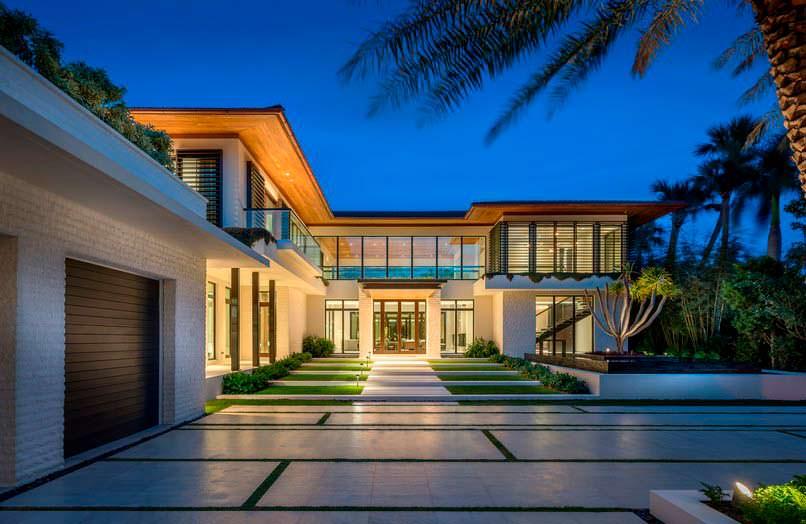 Дом DJ Khaled в Майами-Бич