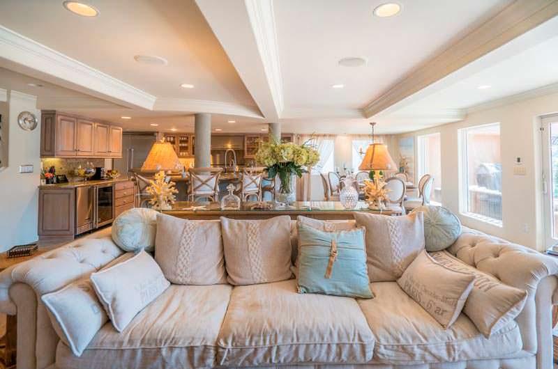 Пляжный дом Сандры Буллок и Джесси Джеймса за $5 млн