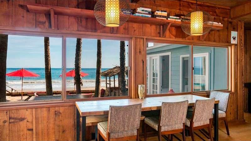 Дом с видом на Тихий океан актера Эдварда Нортона