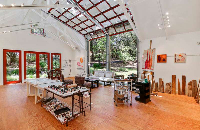 Домашняя студия живописи
