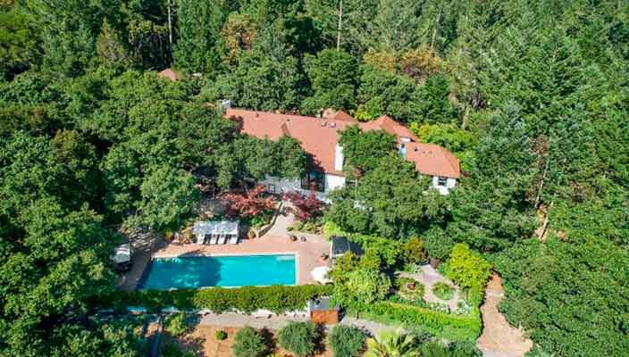 Актер Роберт Редфорд продает дом в Калифорнии | фото, цена