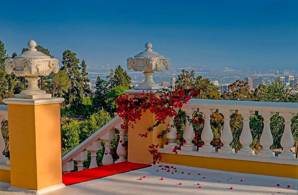 Дом с видом на Лос-Анджелес за $20,8 млн